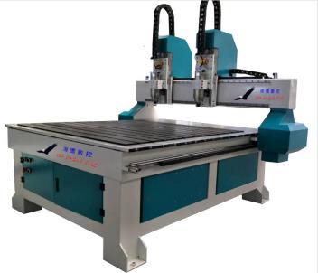 1325 double heads cnc router